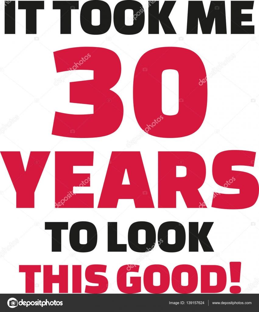 Het Kostte Me 30 Jaar Te Kijken Dit Goed 30e Verjaardag