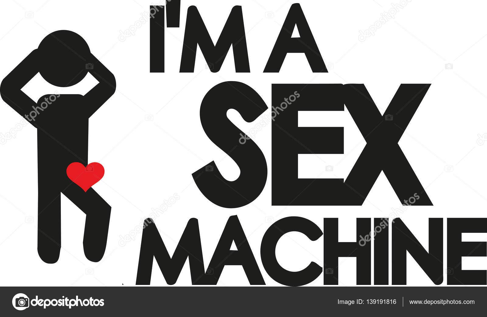 Иллюстрации секс машины