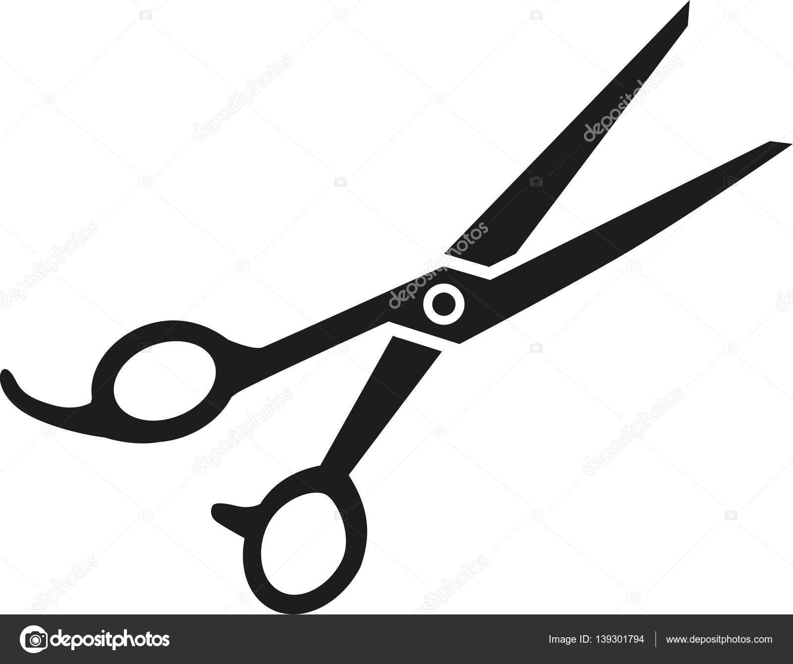 Hair Cutting Scissors Vector 48