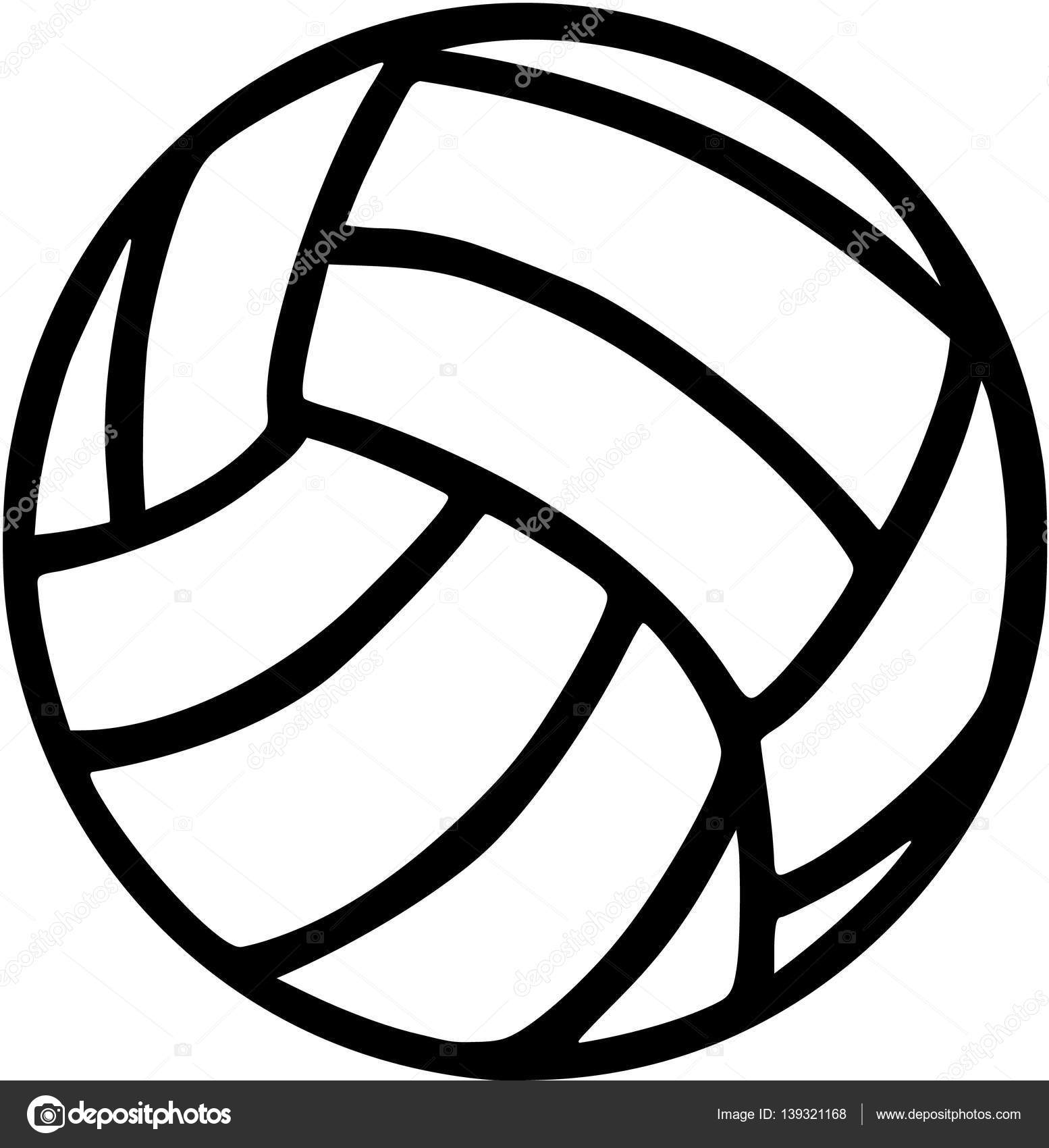 volleyball vector design stock vector miceking 139321168 rh depositphotos com volleyball vector clip art free volleyball vector art that can be outlined