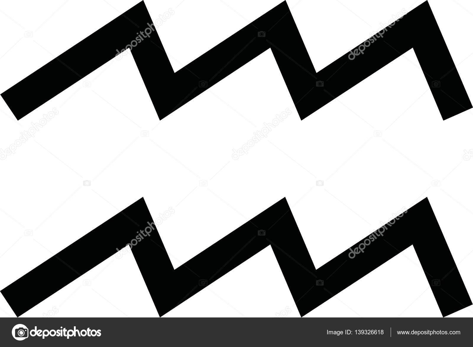 tierkreis zeichen wassermann stockvektor miceking 139326618. Black Bedroom Furniture Sets. Home Design Ideas