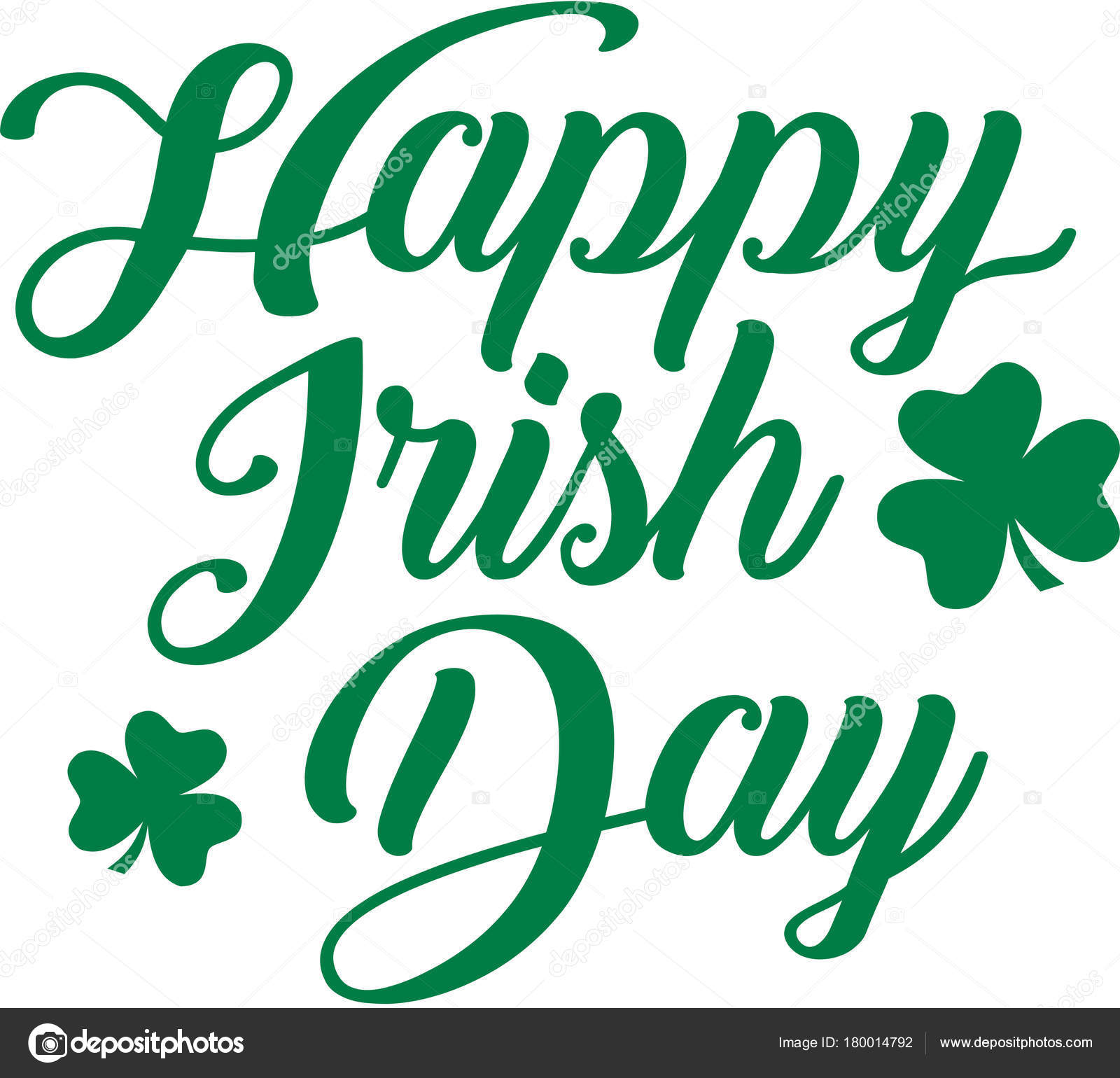 Happy irish day — Stock Vector © miceking #180014792