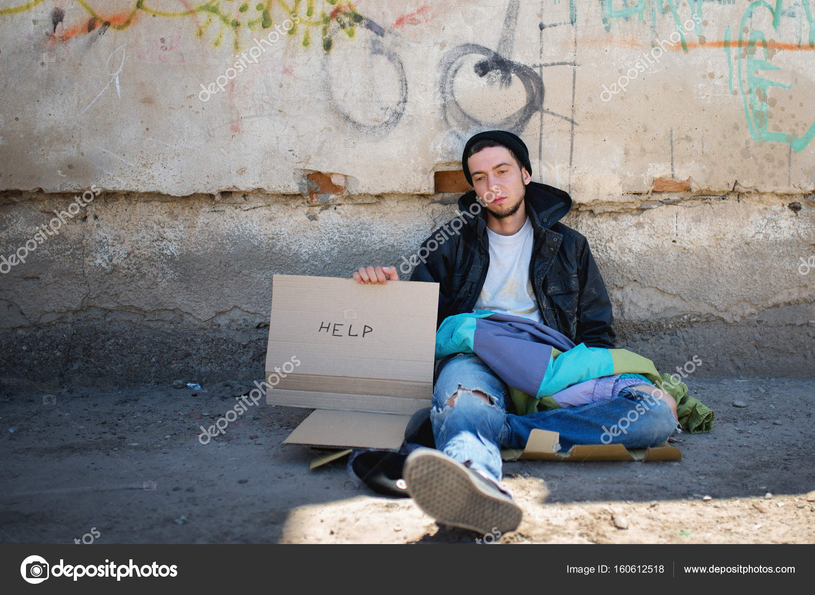 The guy fucks the homeless man photo