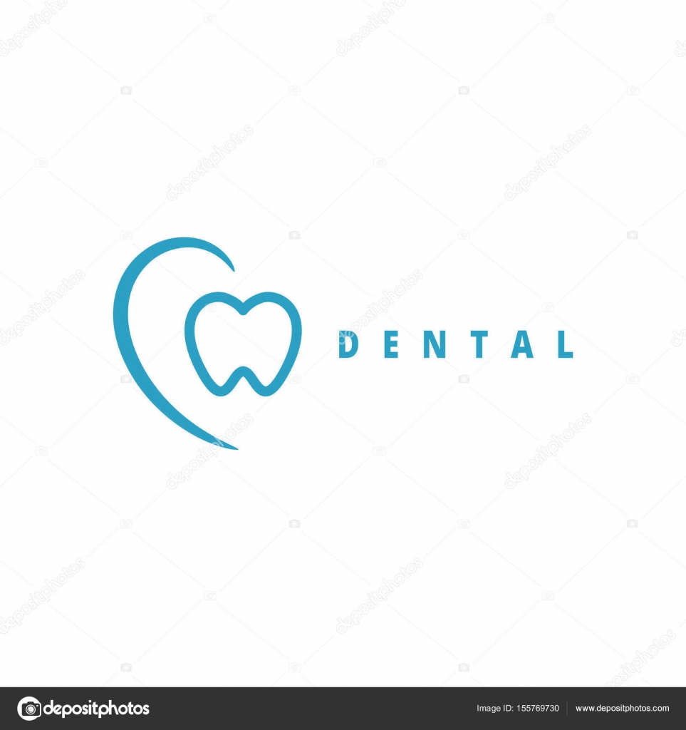 Logo Dental Simples Vetores De Stock Acekneel At Gmailcom 155769730