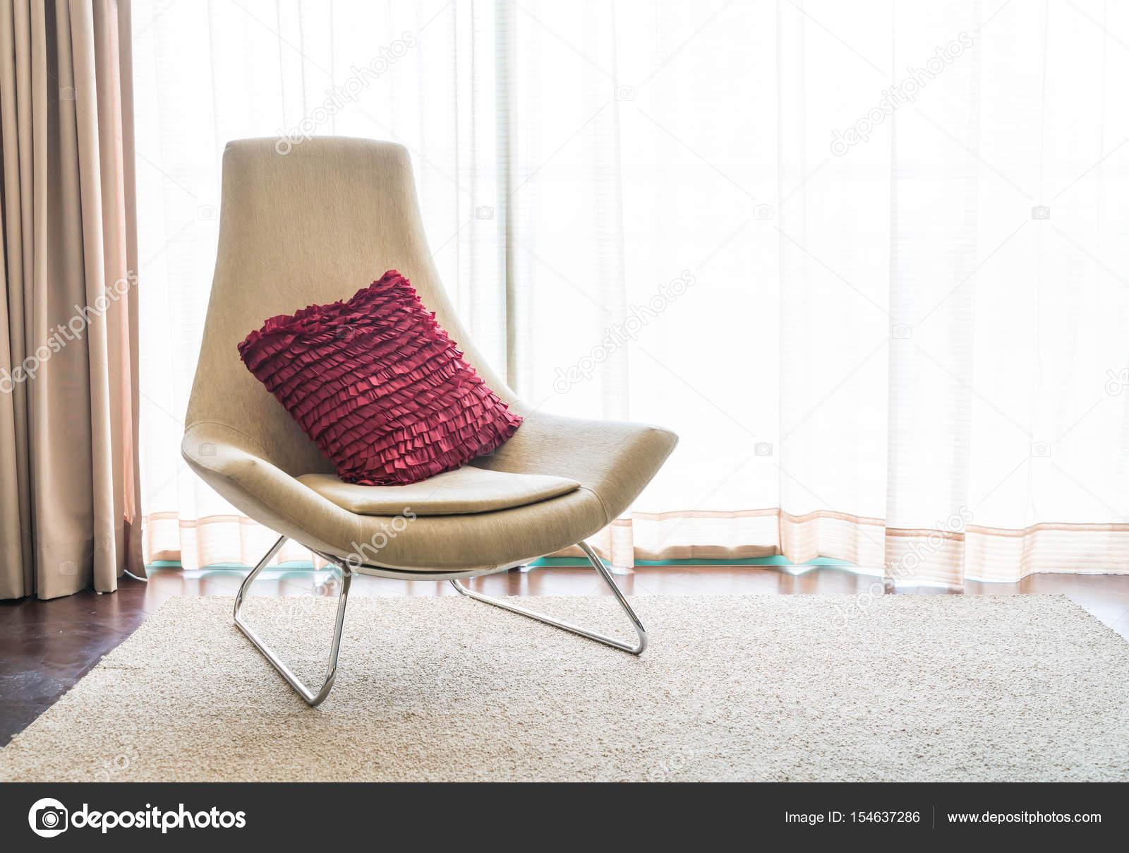 Kissen Wohnzimmer Deko ~ Schöne luxus kissen auf sofa dekoration im wohnzimmer interio