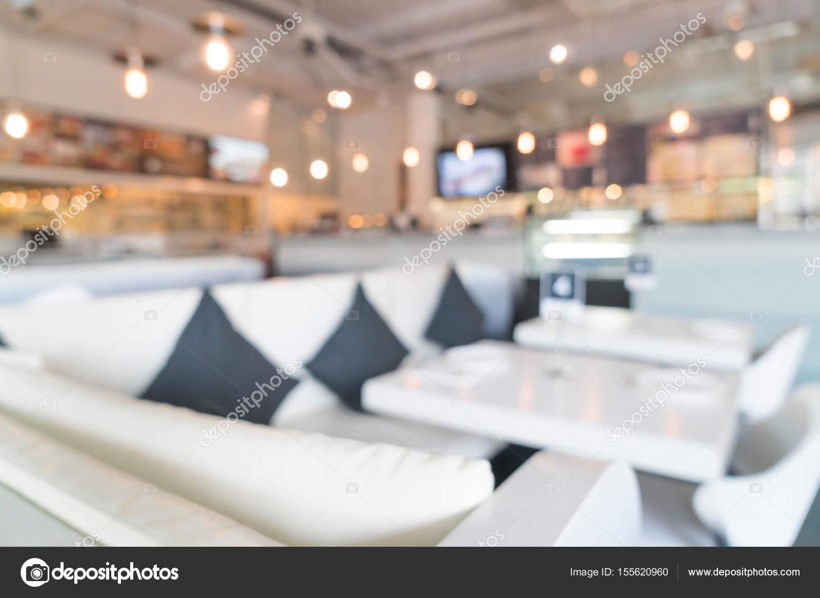 Resumen blur en restaurante — Fotos de Stock © topntp #155620960
