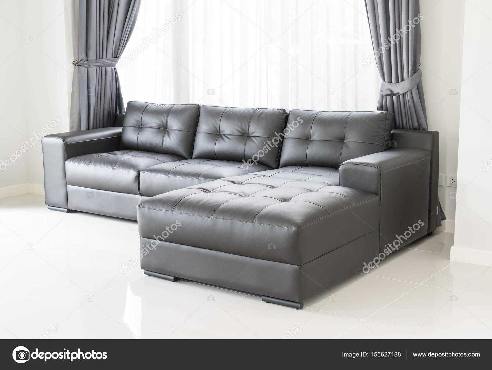 Canapé Moderne Dans Le Salonu2013 Images De Stock Libres De Droits
