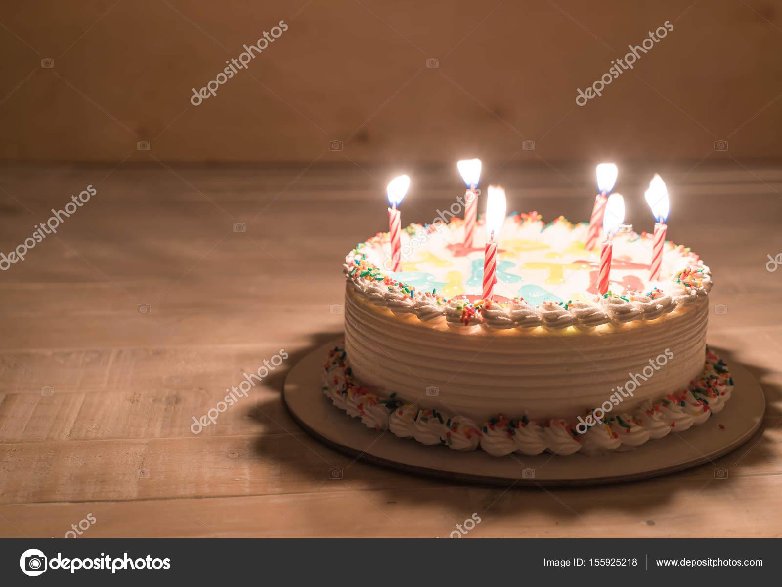 Happy Birthday Cake Stock Photo C Topntp 155925218