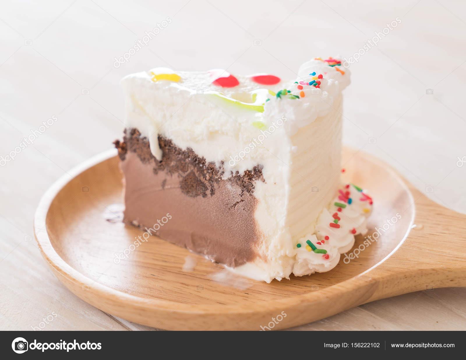 Happy Birthday Cake On Table Stock Photo Topntp 156222102