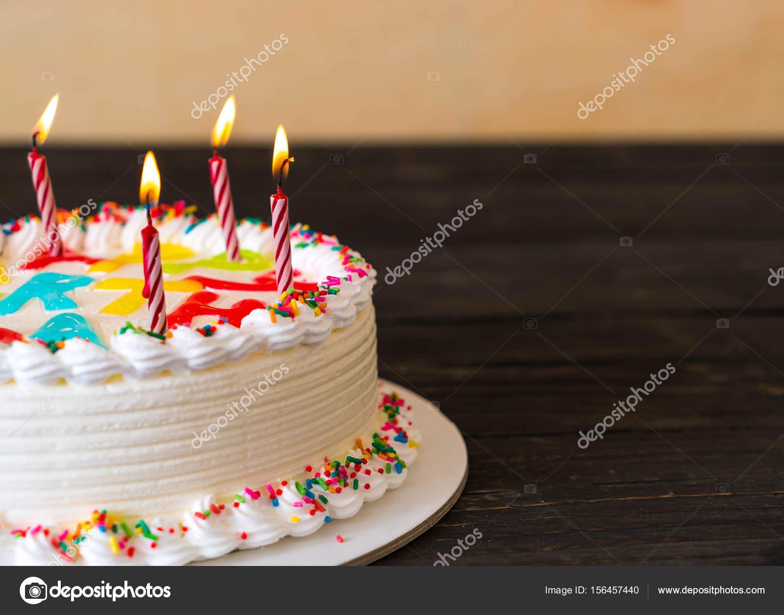 Happy Birthday Cake Stock Photo Topntp 156457440