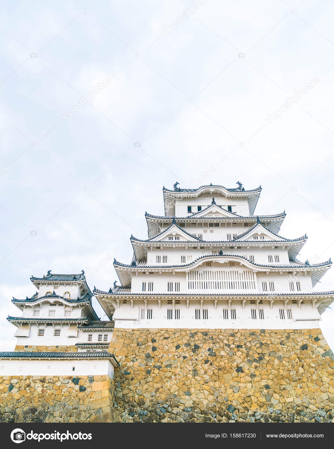 Himeji castle in hyogo prefecture japan unesco world heritage beautiful architecture himeji castle in hyogo prefecture japan unesco world heritage photo by topntp publicscrutiny Choice Image