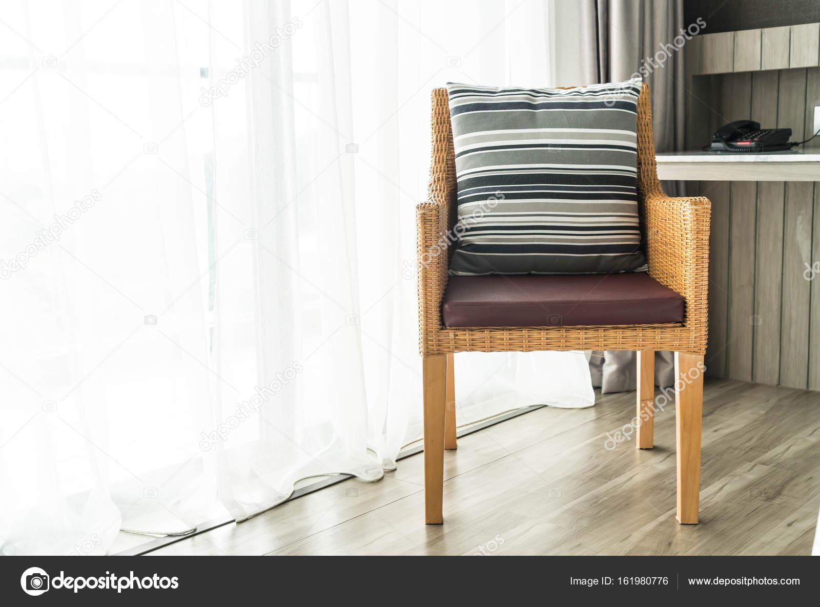 Schöne Luxus Kissen Auf Sofa Dekoration Im Wohnzimmer Interio