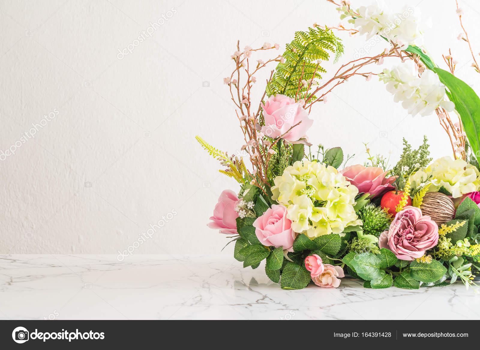 Красивый букет цветов выставка