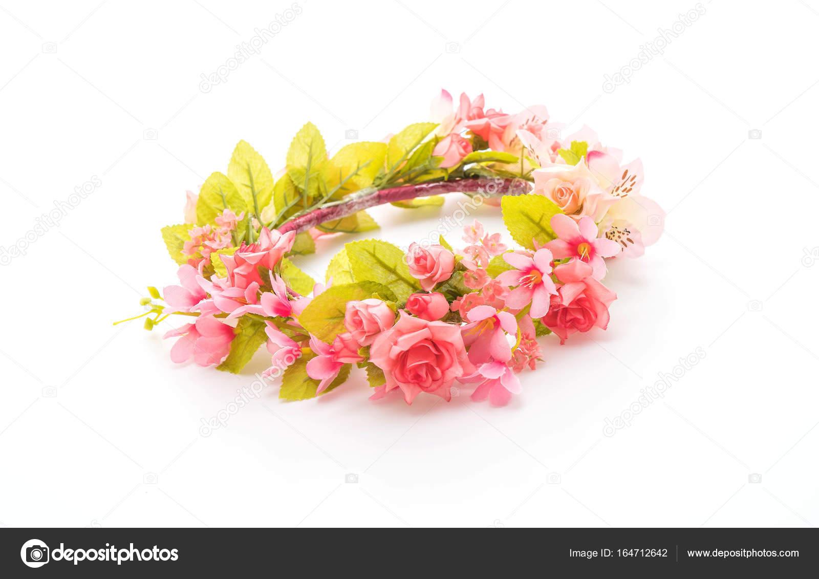 Beautiful Flower Crown Stock Photo Topntp 164712642