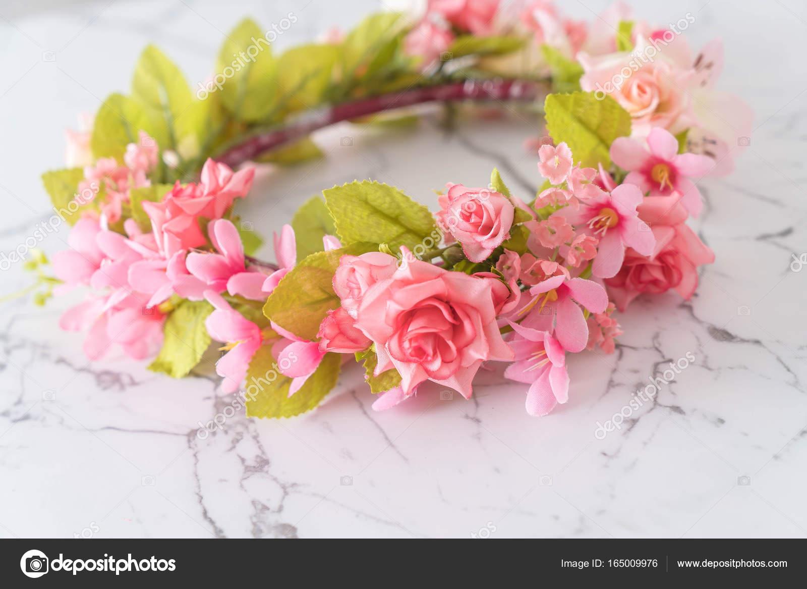 Beautiful Flower Crown Stock Photo Topntp 165009976