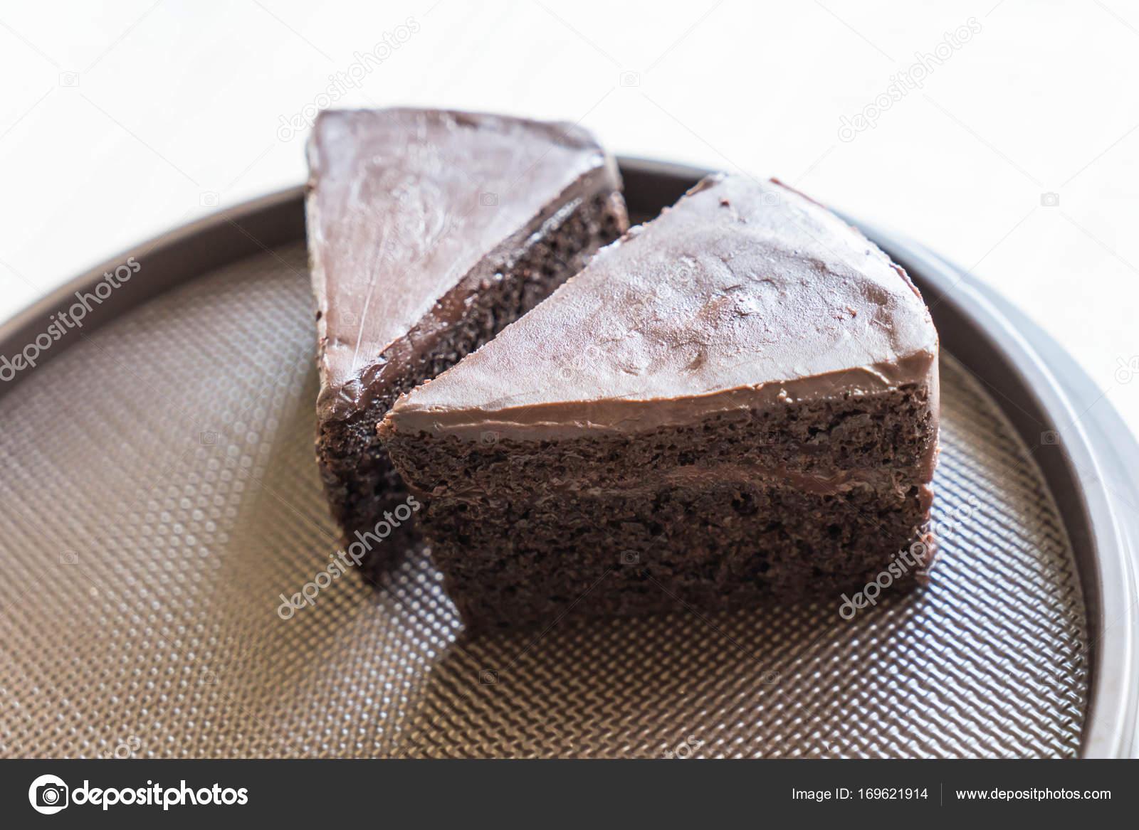 Weicher Schokoladenkuchen Stockfoto C Topntp 169621914