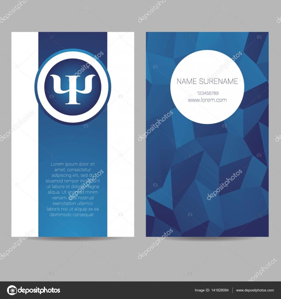 Vektor-Psychologie Web-Banner-Design-Hintergrund oder Header ...