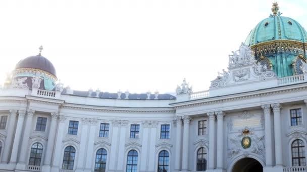 Tracking Shot Palast Wien