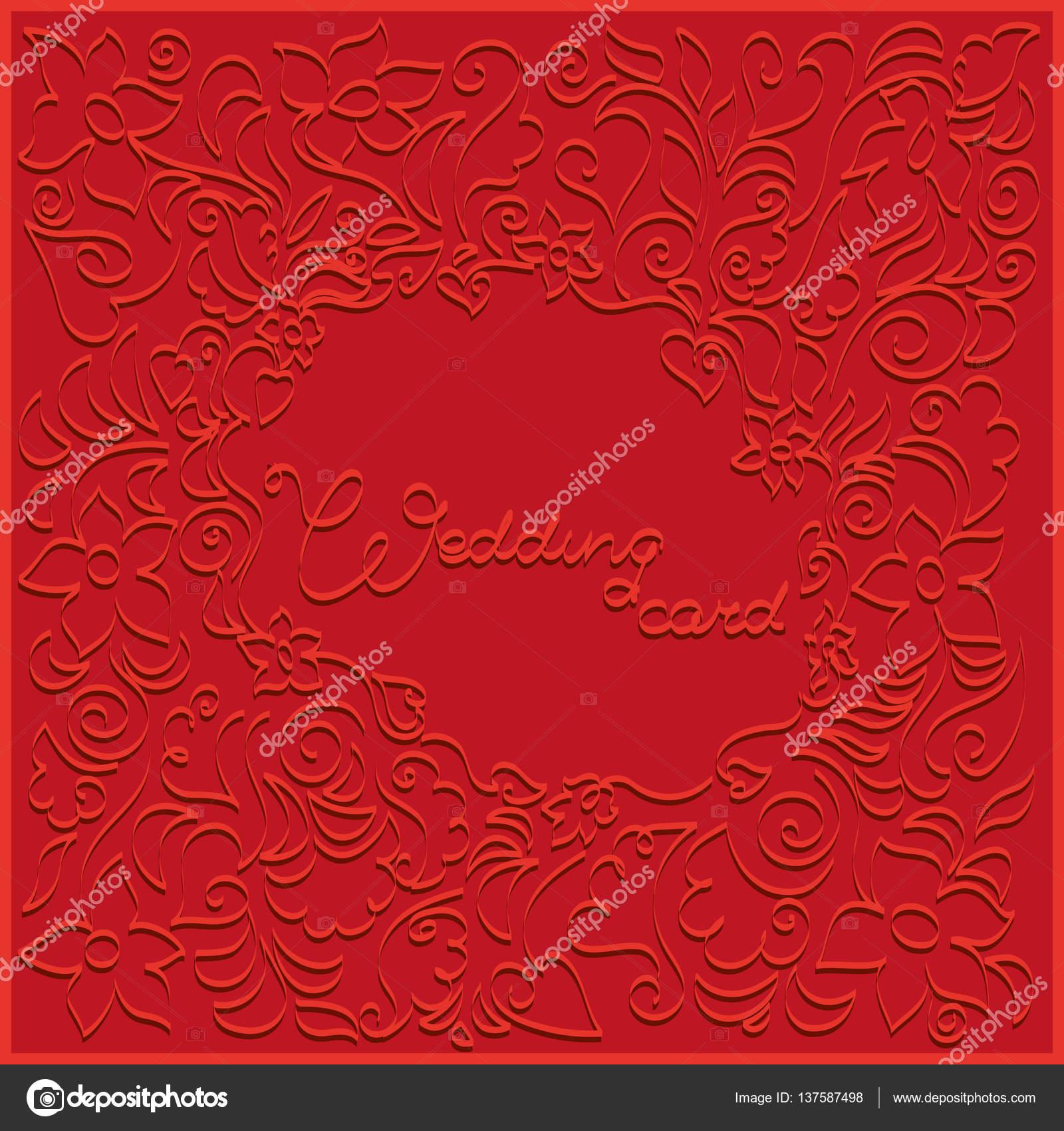 Embossed floral pattern. — Stock Vector © velishchuknatali #137587498