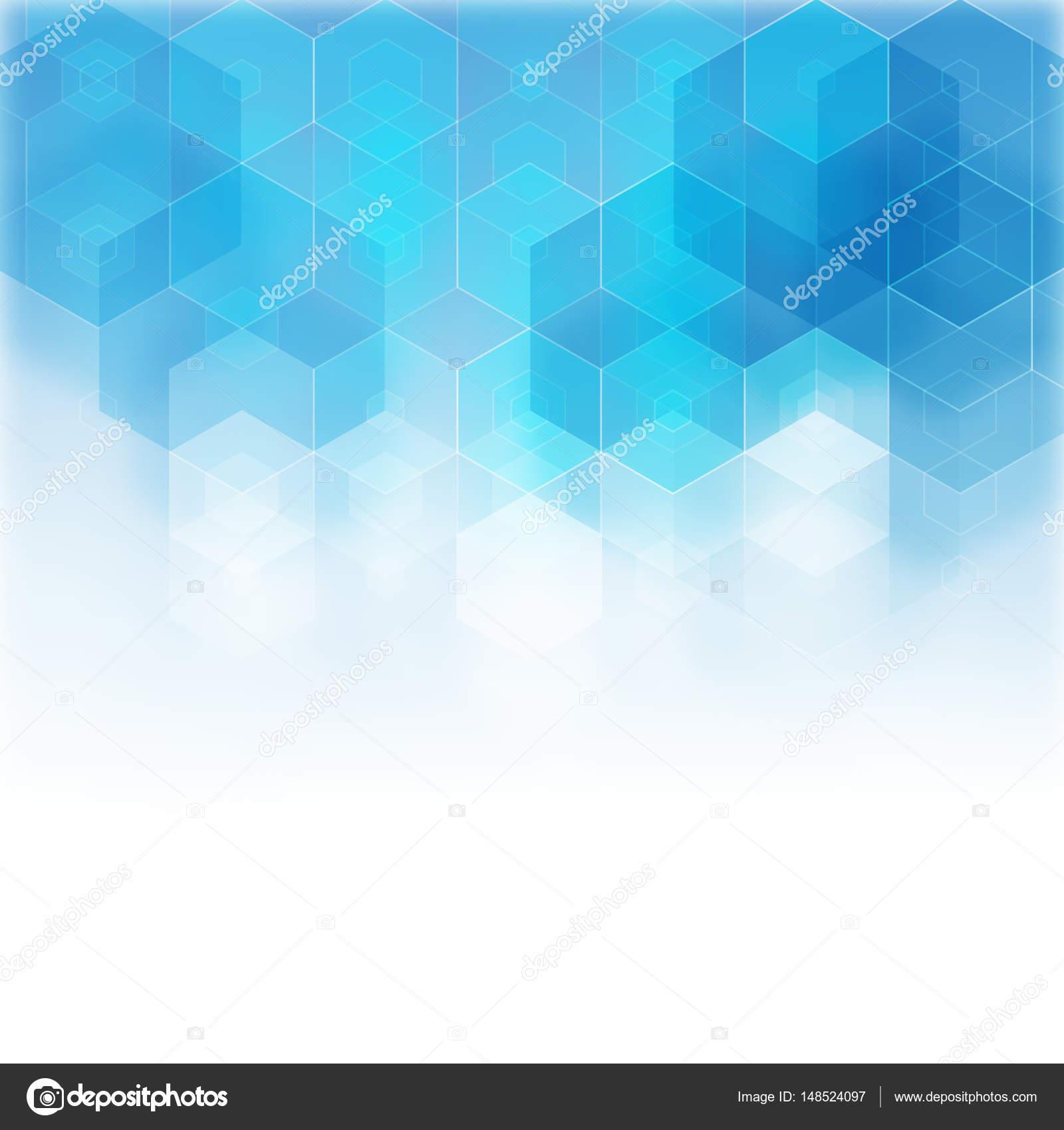 Resumen antecedentes Hexagonal. Diseño de plantilla de vector ...