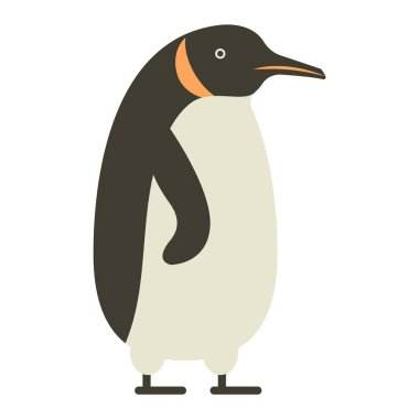 Emperor penguin cute anima
