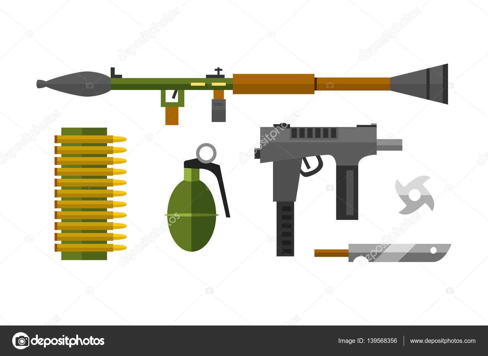platte wapens vector stockvector vectorshow 139568356. Black Bedroom Furniture Sets. Home Design Ideas