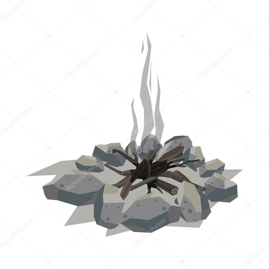 feux teint le feu la fum e isol vector illustration image vectorielle vectorshow 140285304. Black Bedroom Furniture Sets. Home Design Ideas