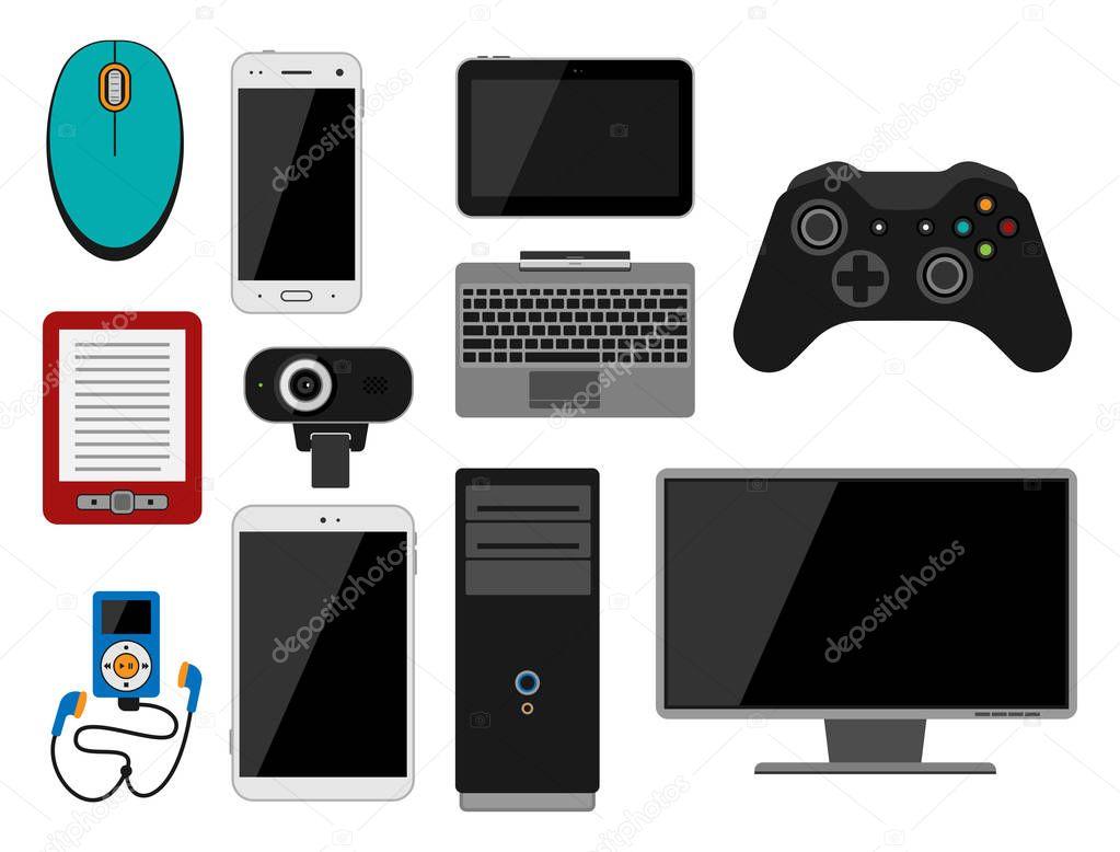 Imágenes: Aparatos Electronicos