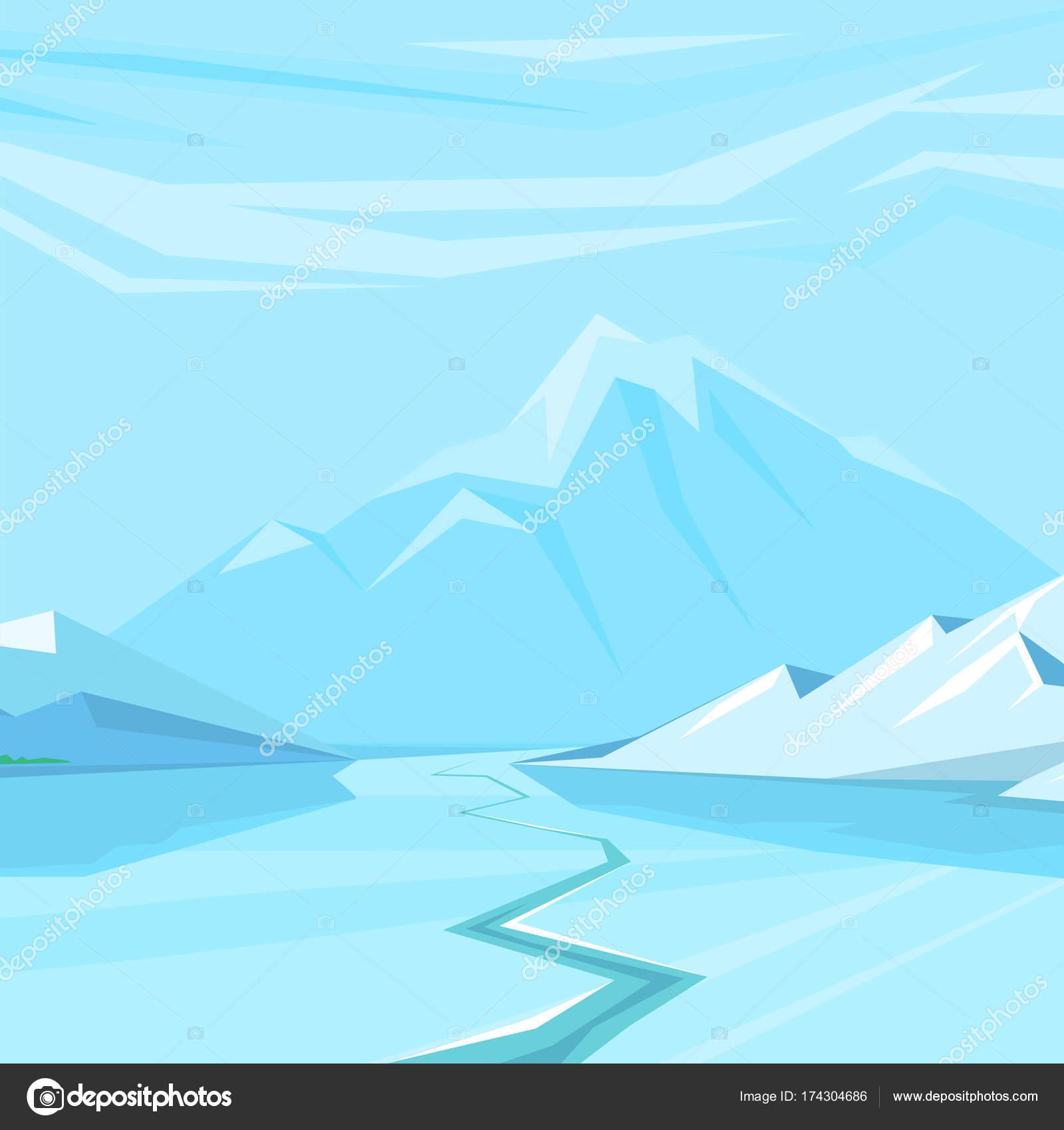 Wonderful Wallpaper Mountain Vintage - depositphotos_174304686-stock-illustration-winter-landscape-with-christmas-tree  2018_30991.jpg