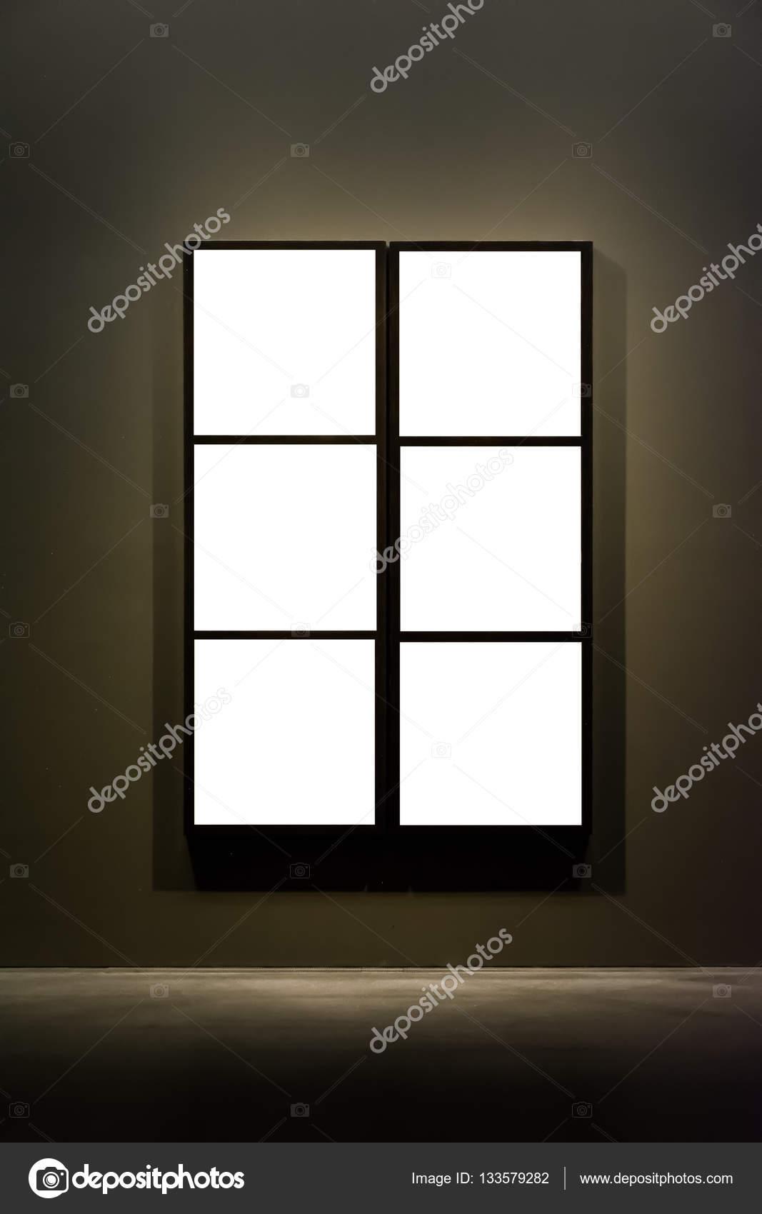 Museo de arte marco pared ornamentada diseño minimalista blanco ...