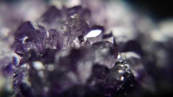 Geode Crystal ásványi anyagok