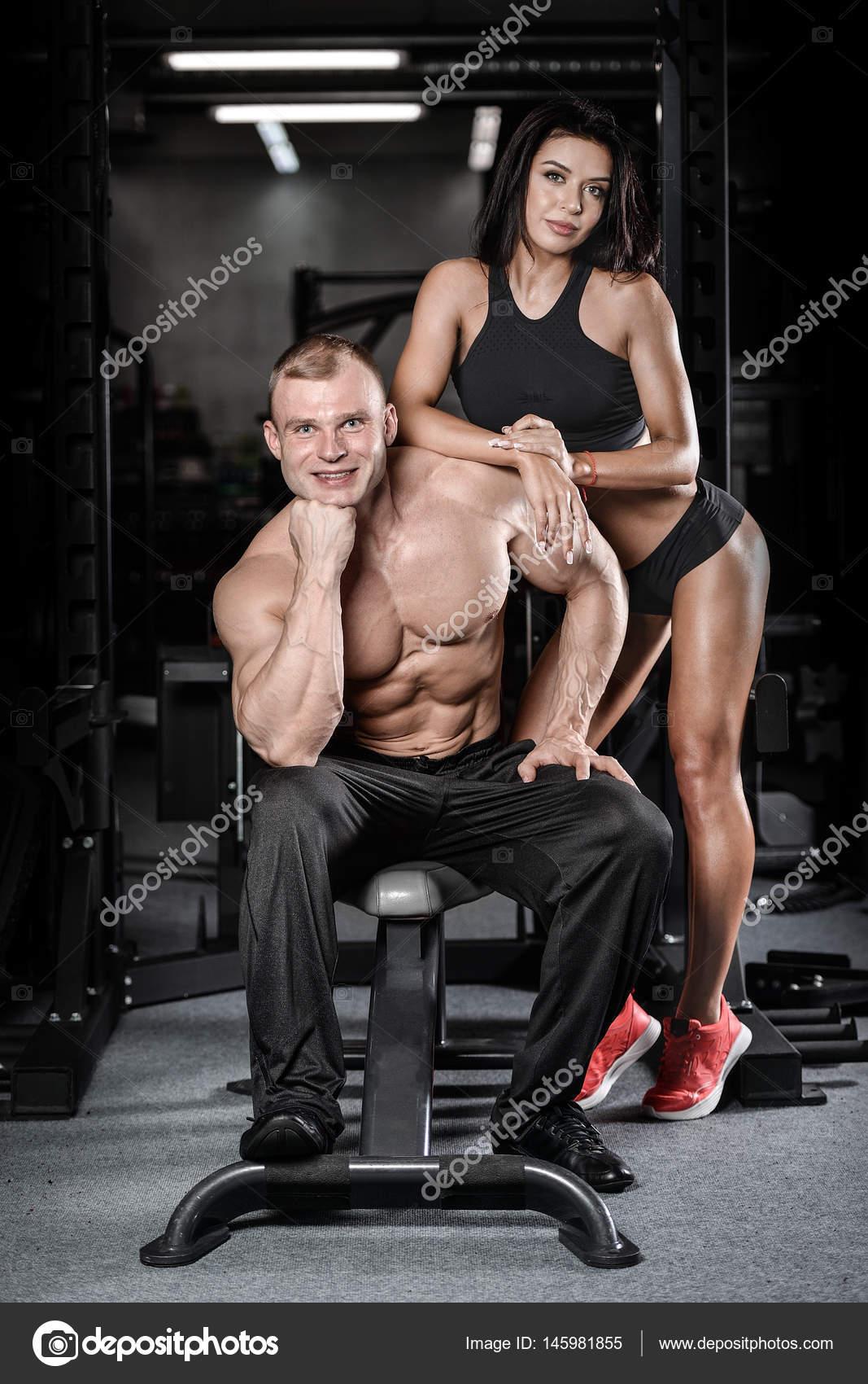 sexy Fotos Mann und Frau