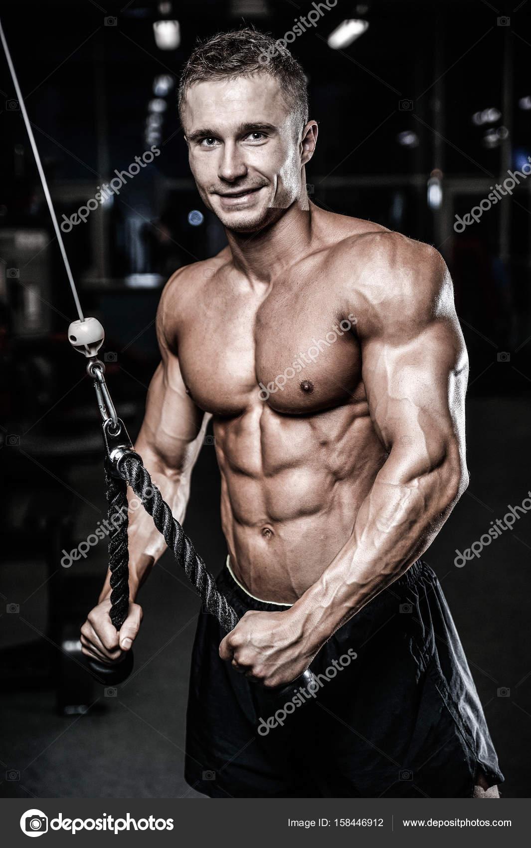 fitness för män
