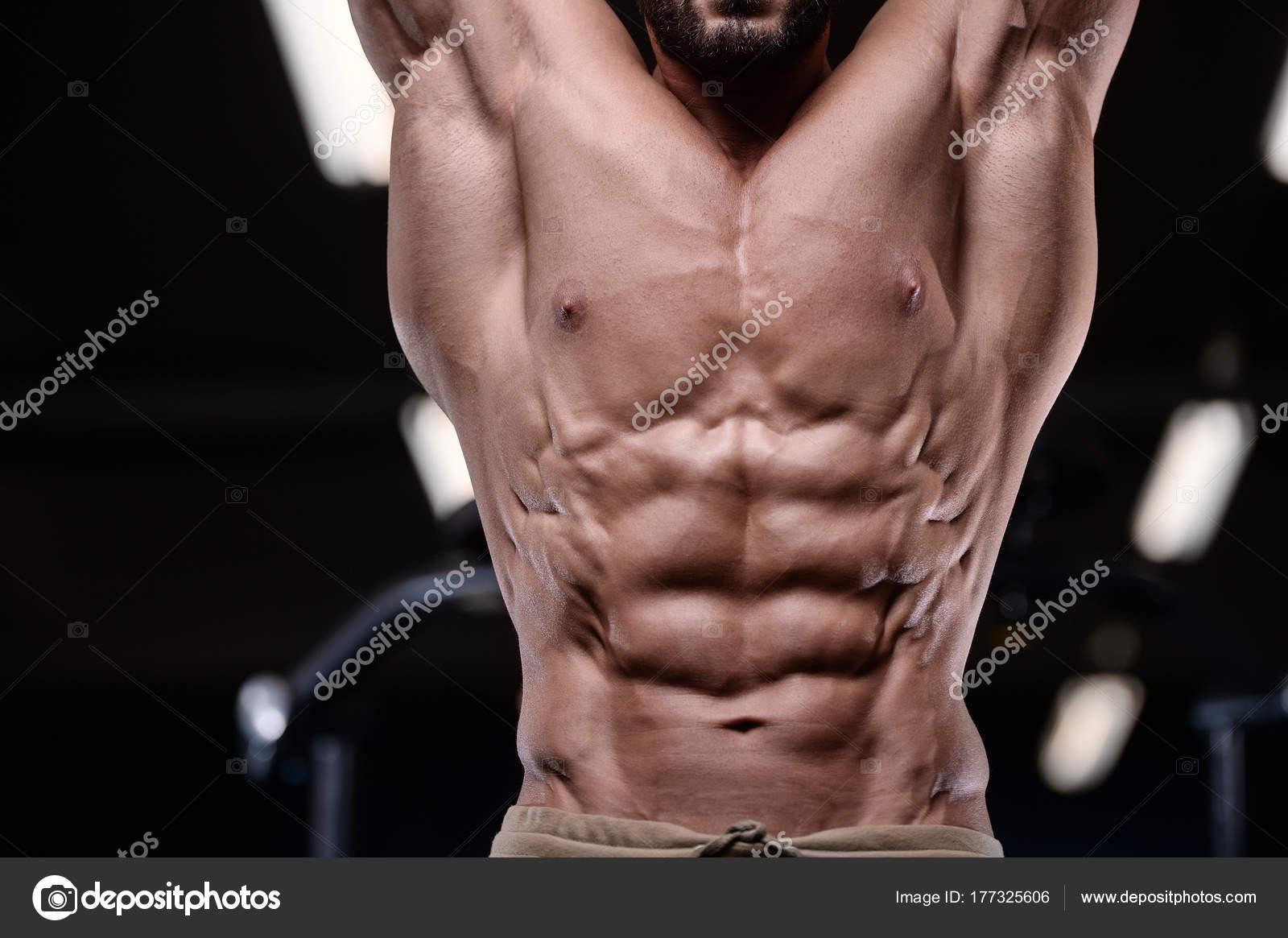 Сексуальные мышцы у мужчин