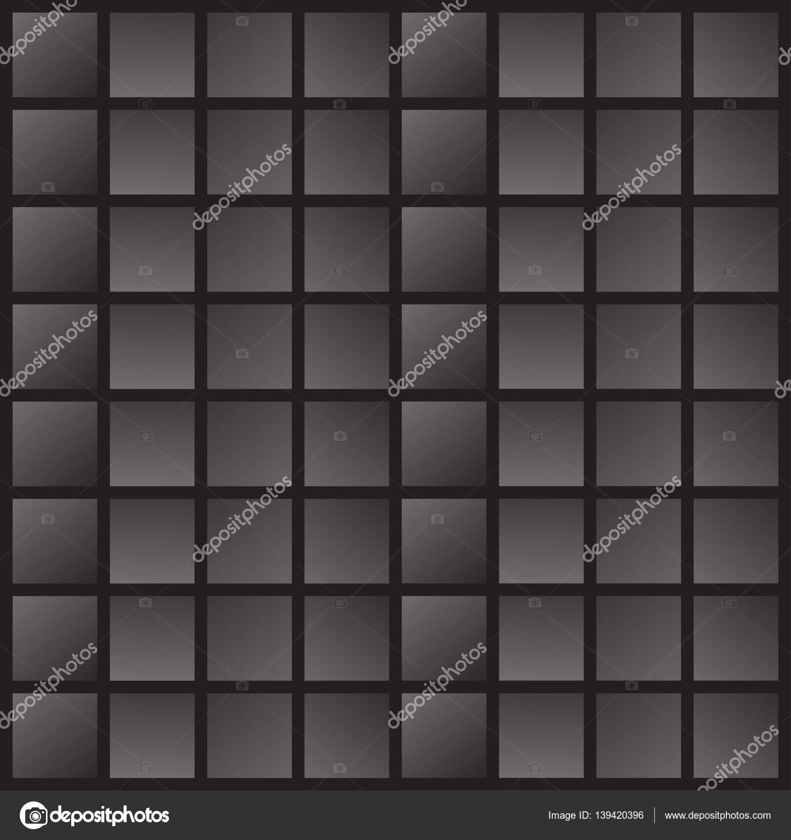 schwarzer Hintergrund mit einem Farbverlauf Quadrate. Vorlage für ...
