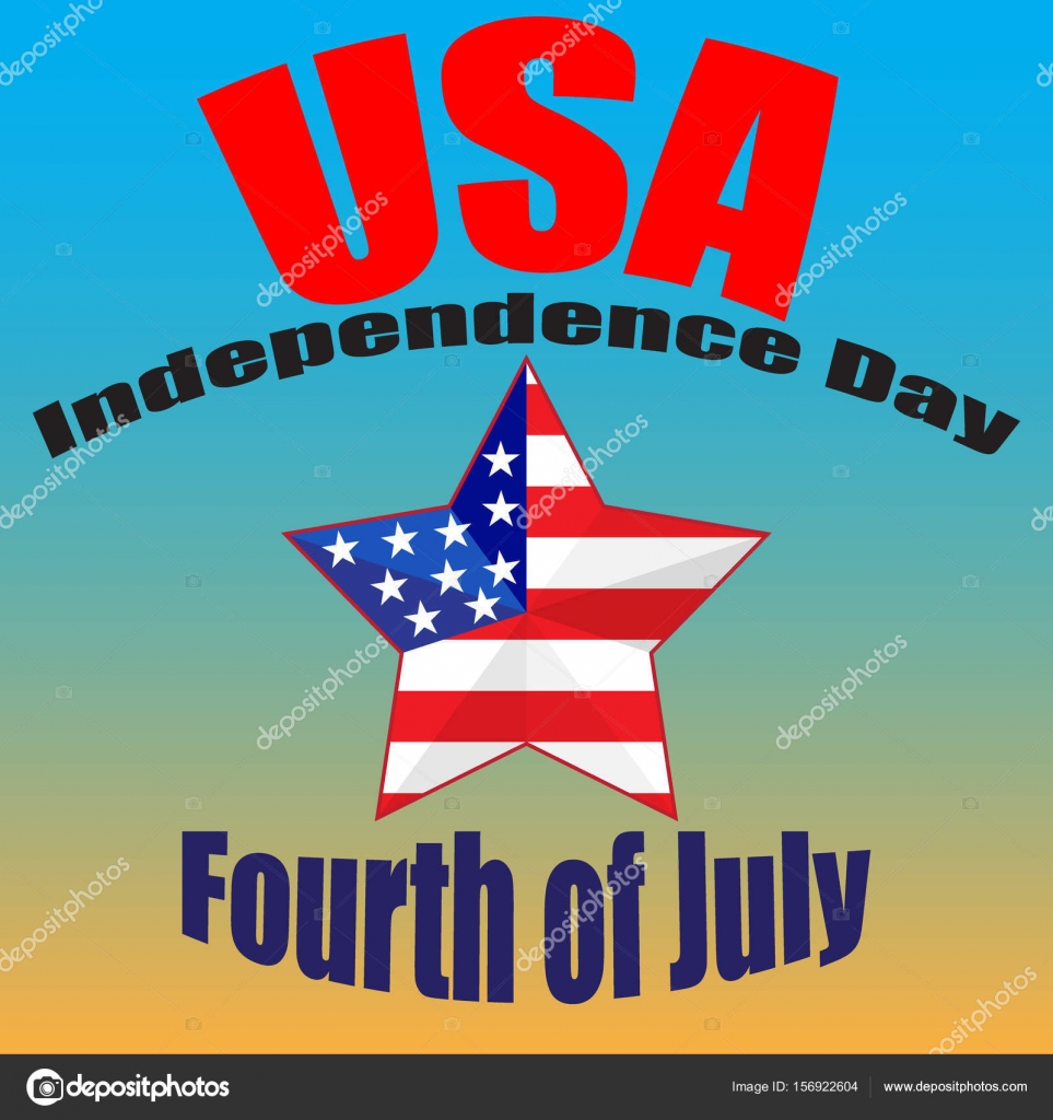 fourth of july poster independence day usa fourth of july card