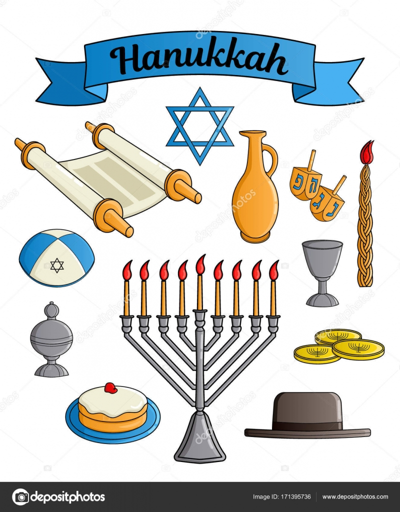 Symbols of hannukah images symbol and sign ideas icons collection of the jewish holiday hanukkah traditional collection of the jewish holiday hanukkah symbols traditional biocorpaavc