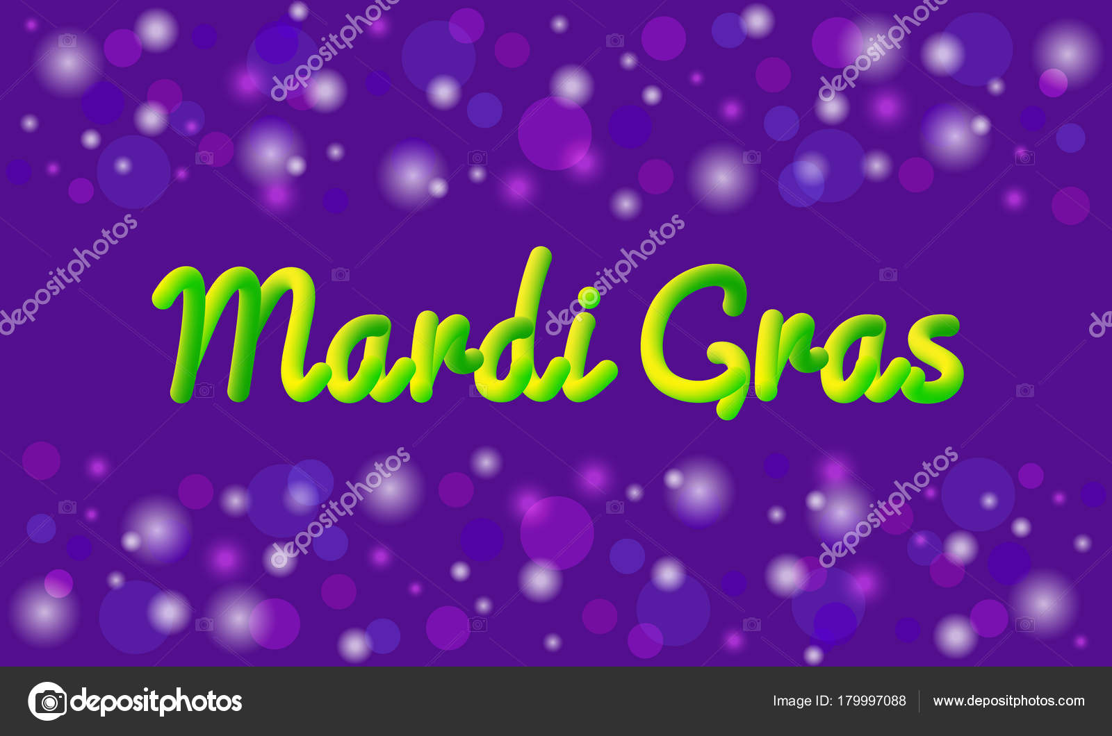 Mardi gras theme vector banner or greeting card 3d effect text mardi gras theme vector banner or greeting card 3d effect text traditional violet m4hsunfo