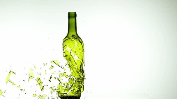 Törés a borosüveg