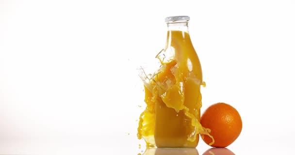 A narancssárga robbanó palack