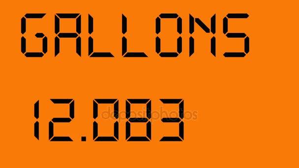 Az emelkedő szivattyúzás gázt. 100 gyorsan növekvő.
