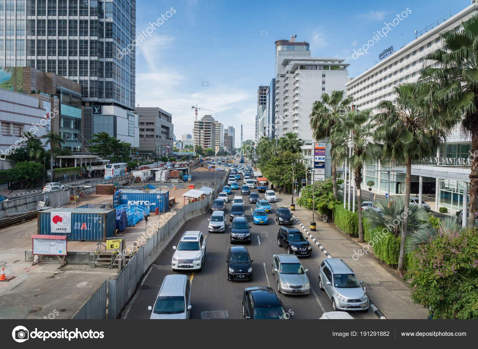 März 2019. Jakarta, sprich Dschakarta, ist die Hauptstadt von Indonesien.