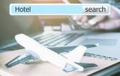 3D hotel kutatás büfé, üzleti utazás