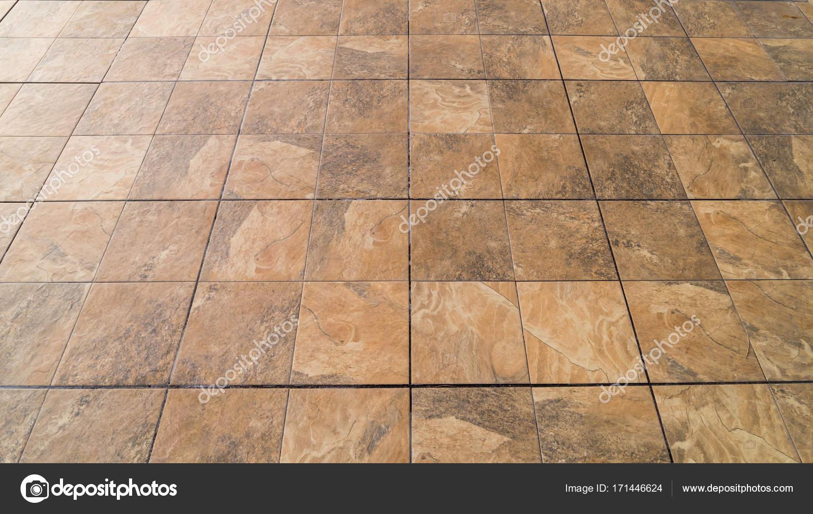 Braune Stein Marmor Bodenfliesen Fur Textur Hintergrund Stockfoto