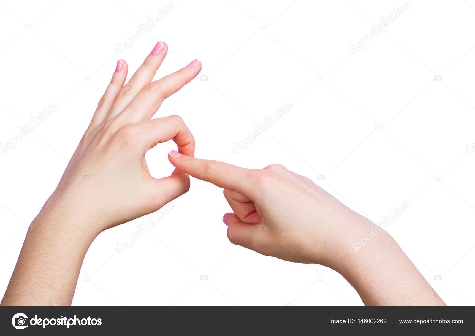 Руки девушки секс