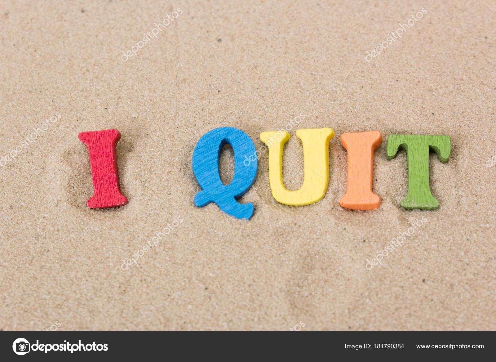 Lettere Di Legno Colorate : Ho rinunciato di lettere in legno colorate di parola sulla