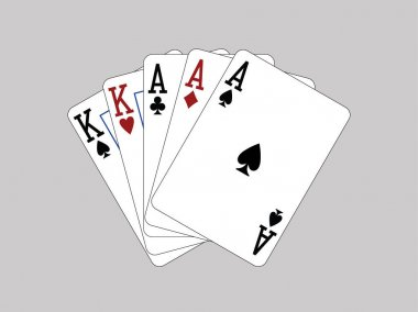 Playing Cards - Full House