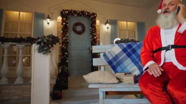 Veselé telefonát od Santa Claus