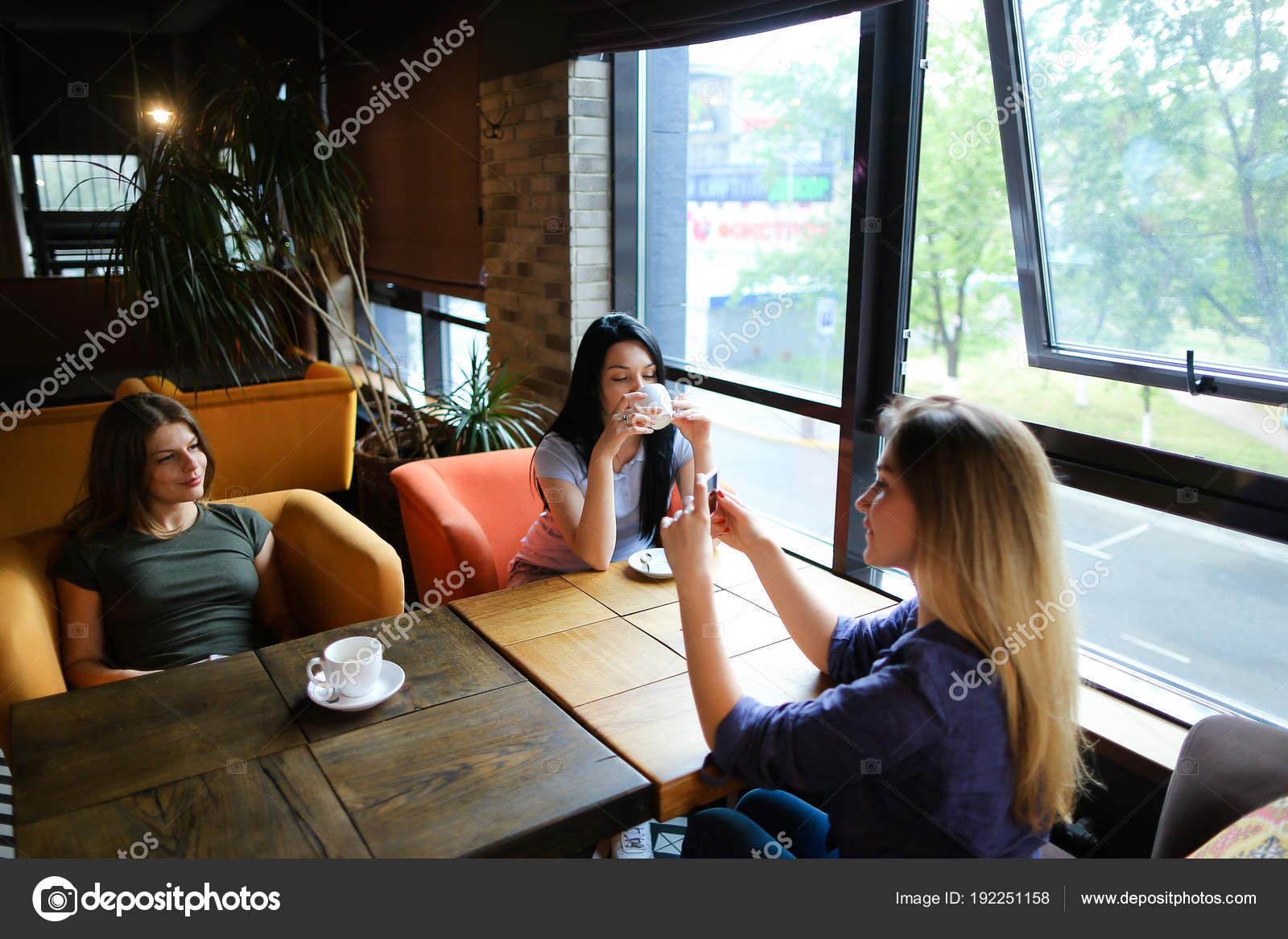 Fotografování kavárny