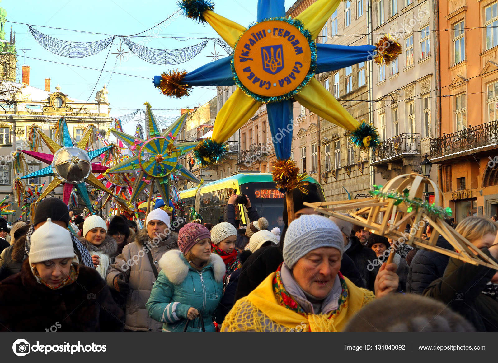Orthodoxe Weihnachten.Orthodoxe Weihnachten Zu Feiern In Lemberg Redaktionelles